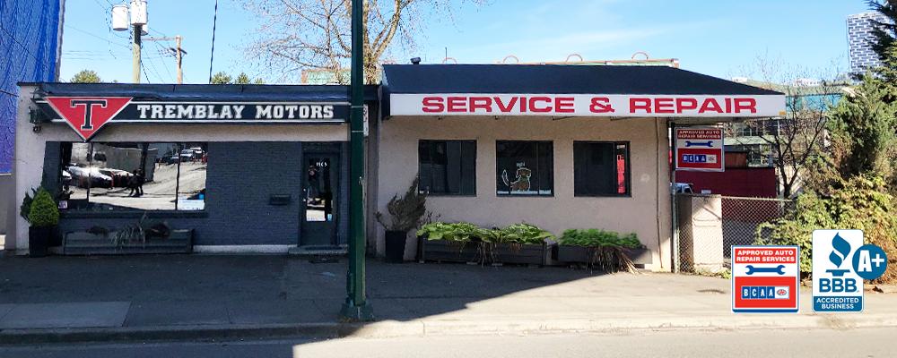 Tremblay Motors Vancouver, BC